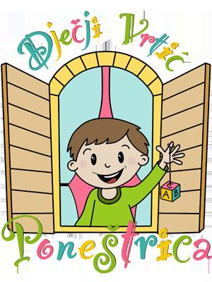 Dječji vrtić Poneštrica Logo